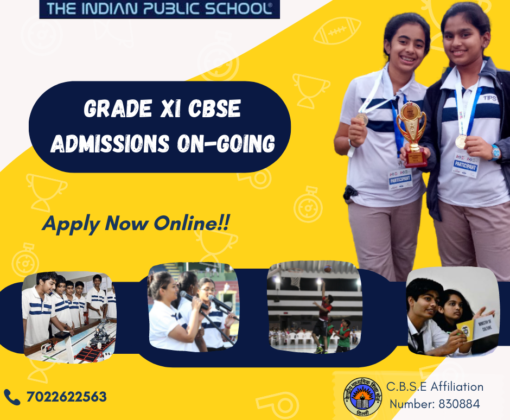 Tips Bangalore Now Open For Grade 11 and 12